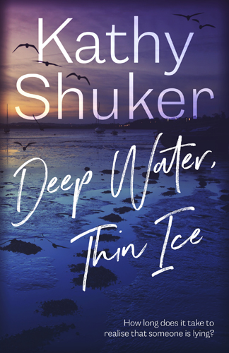 Cover of Deep Water Thin Ice